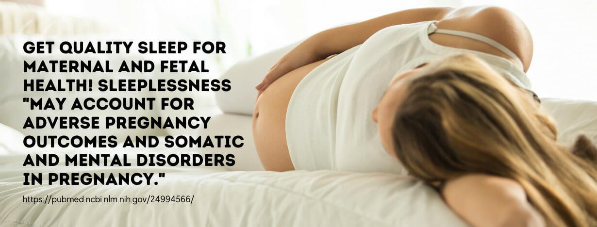 Newborn Sleep Guide fact