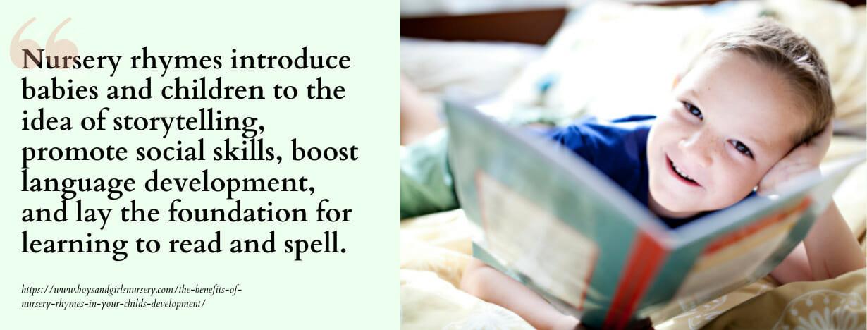 Nursery Rhymes for Bedtime Kids fact