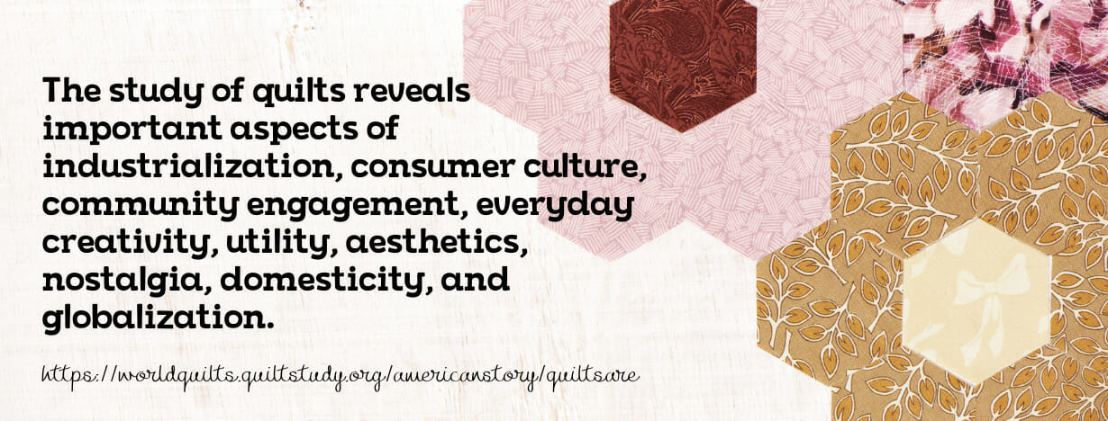 Quilts fact