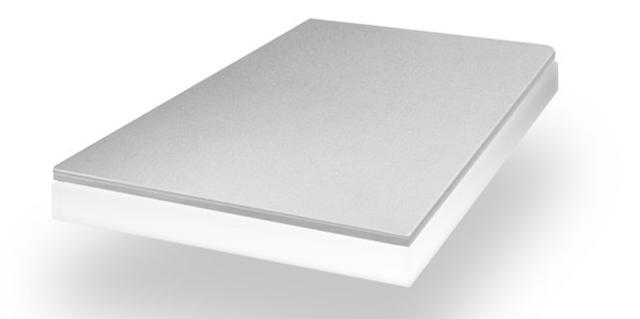 Advanced Sleep Solutions 2-inch Memory Foam Mattress Topper