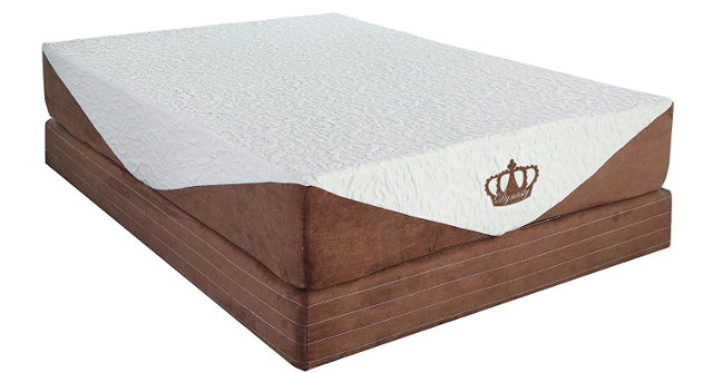 Dynasty Mattress Cool Breeze Foam Mattress