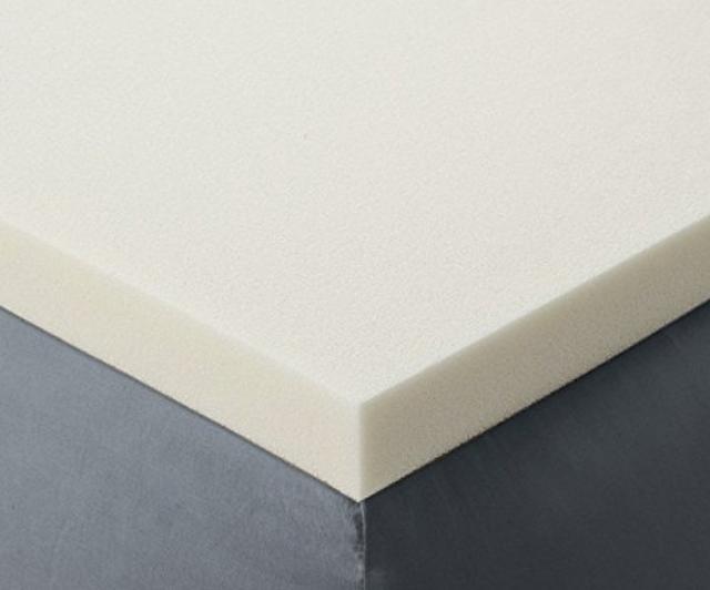 Red Nomad 2-Inch Ultra Premium Memory Foam Mattress Topper