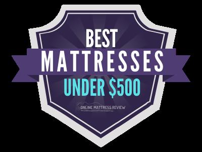 Best Mattresses Under 500 Badge