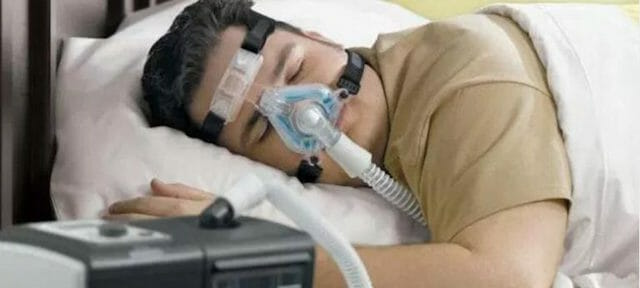 CPAP or BiPAP Machines