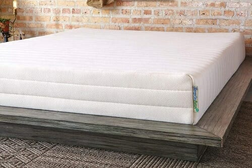 4 Sleep On Latex Pure Green Natural Latex Mattress