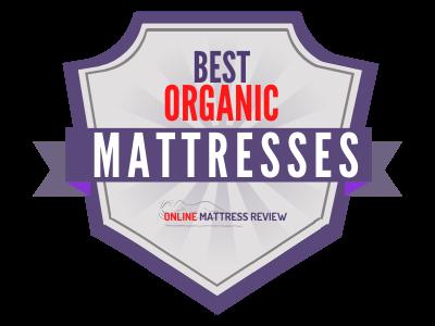 Best Organic Mattresses Badge