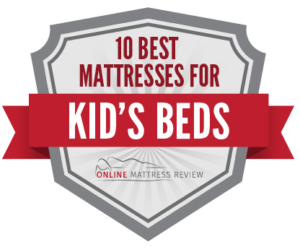 10 Best Mattresses for Kids Beds