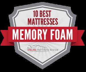 Top 10 Best Memory Foam Mattress