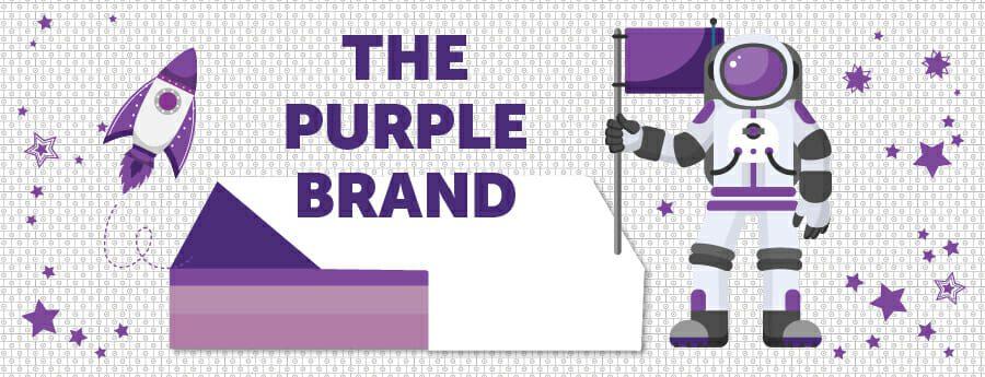 The Purple Mattress Brand