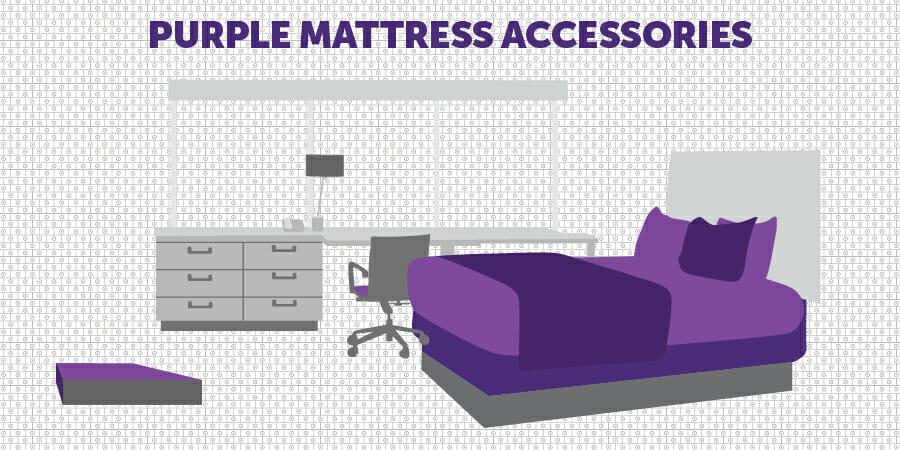 Purple Mattress Accessories