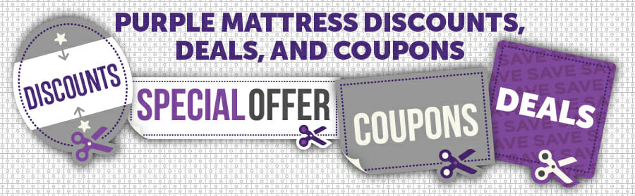Purple Mattress Discounts and Coupons