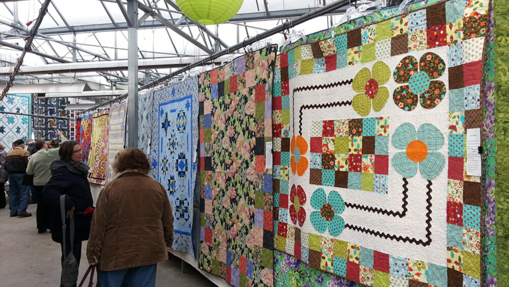 quilting show