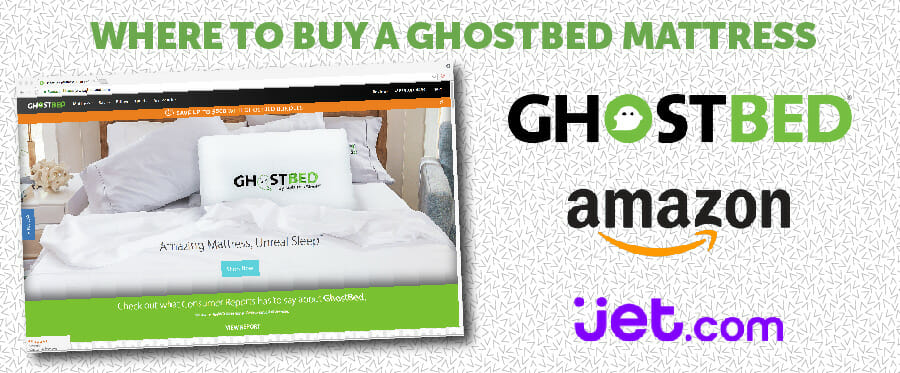 Where to buy a ghostbed mattress