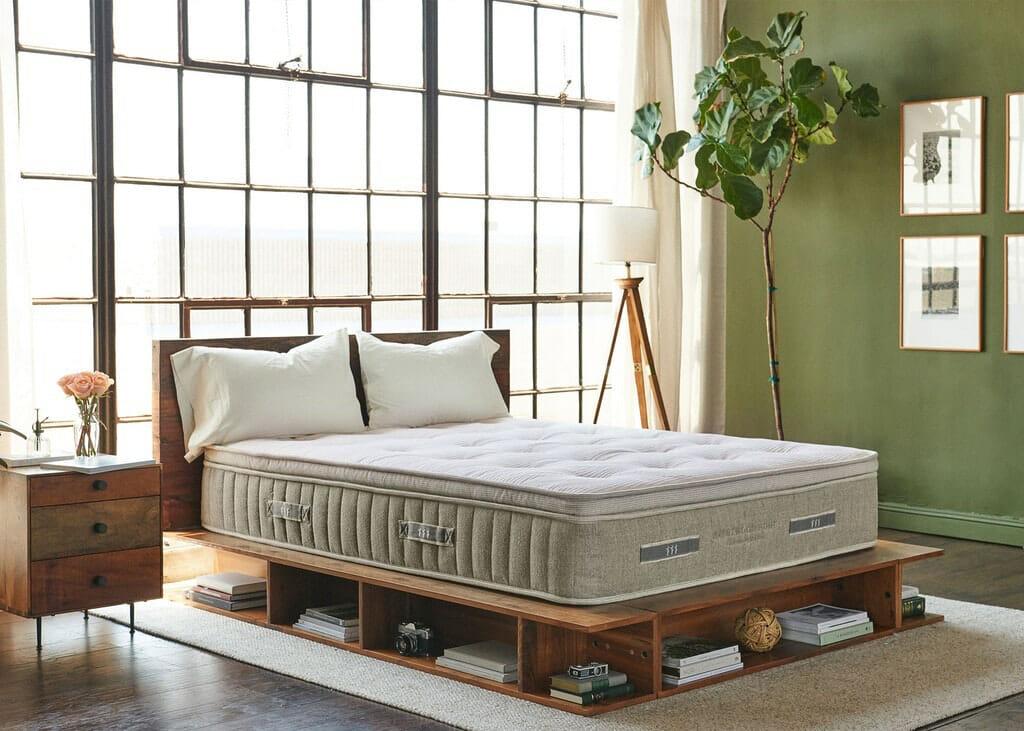 best mattresses for senior back pain