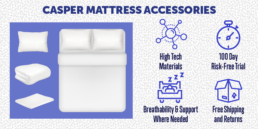 Casper Mattress Accessories