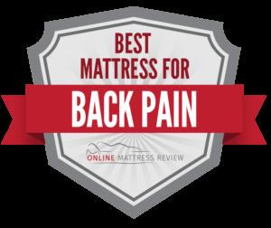 Best online mattresses back pain
