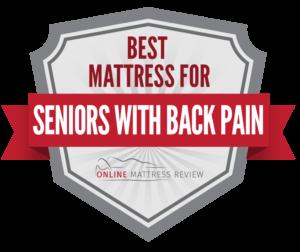 Best online mattresses seniors back pain