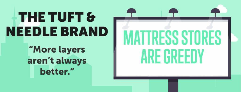 The Tuft & Needle Brand