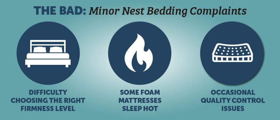 NEST mattress IGs 12
