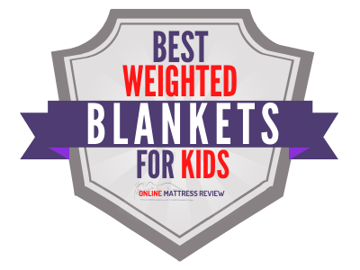 Best Weighted Blankets for Kids Badge