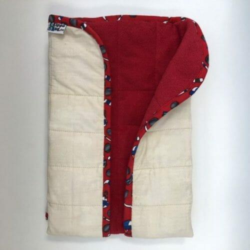 135 10 lb Ice Time Cotton Manilla and Cuddle Red compare at 165 e1543415102607