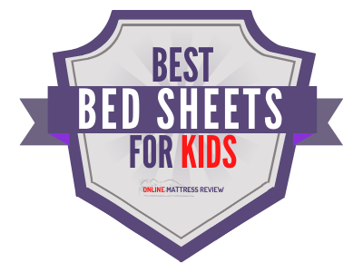 Best Bed Sheets for Kids Badge