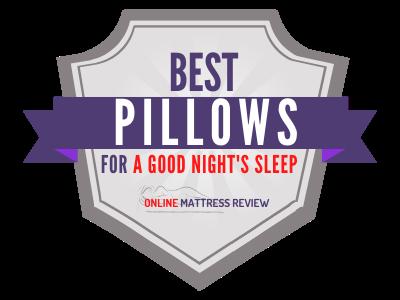 Best Pillows for a Good night's Sleep Badge
