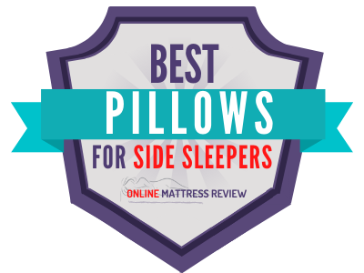 Best Pillows for Side Sleepers Badge