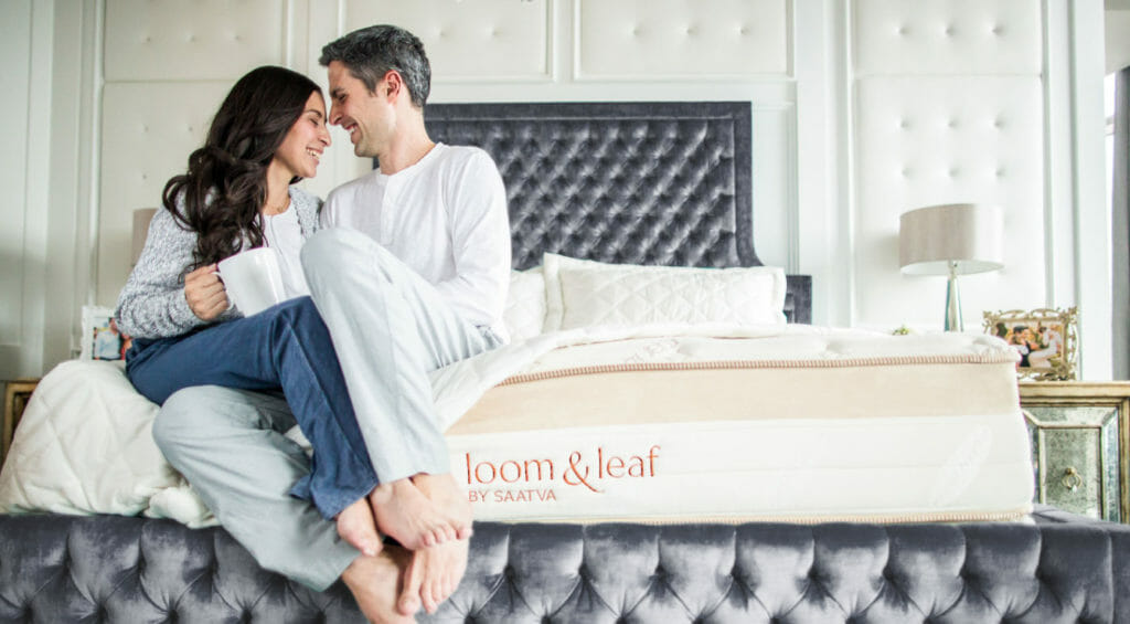 Loom & Leaf Relaxed Firm by Saatva