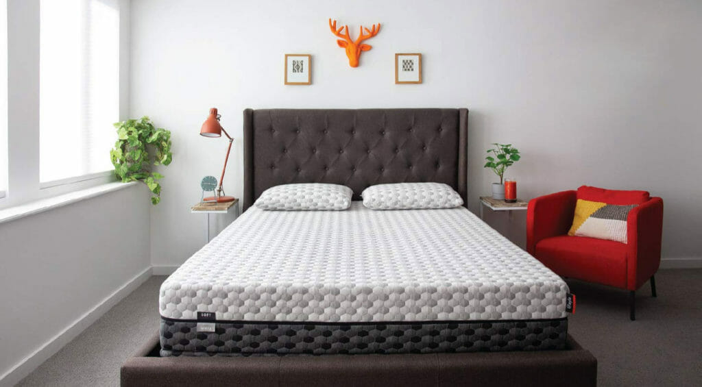 Layla Copper-Infused Foam Mattress