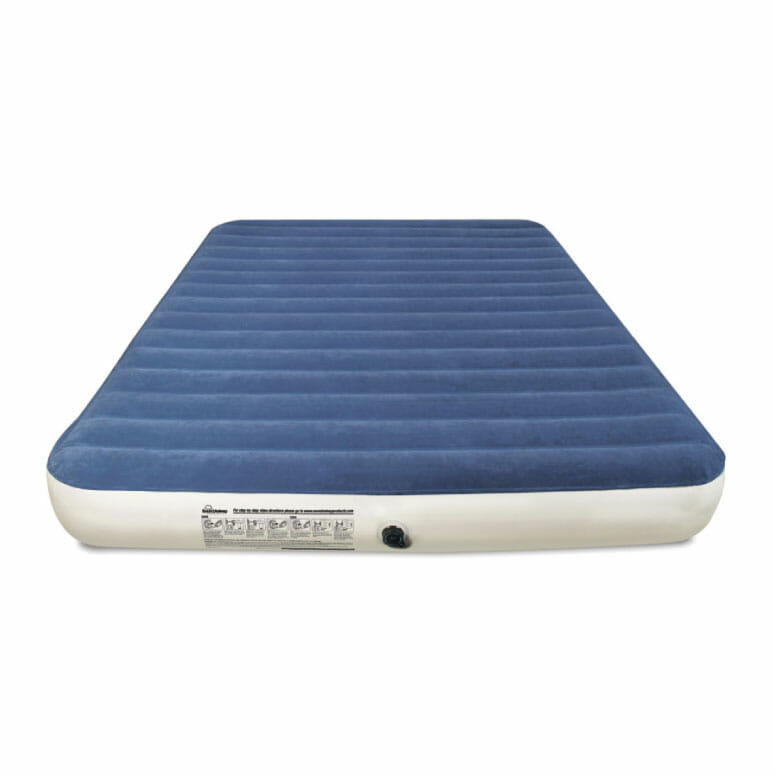 SoundAsleep Camping Series Air Mattress with Eco-Friendly PVC