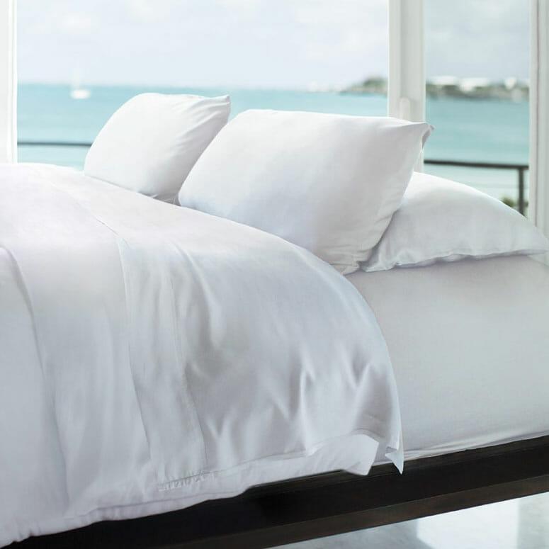 Cariloha Bamboo Sateen Bamboo Bed Sheet Set