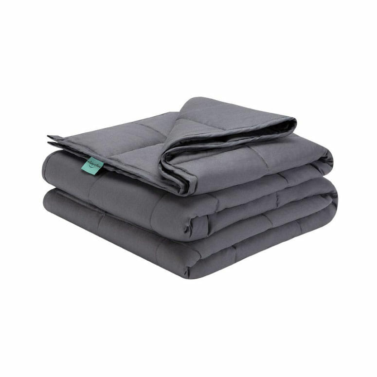 Weighted Idea Cooling Weighted Blanket | Cotton