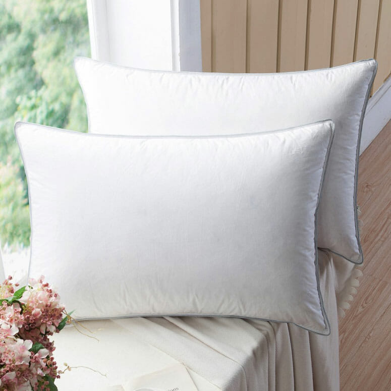 WENERSI Premium Goose Down Pillows