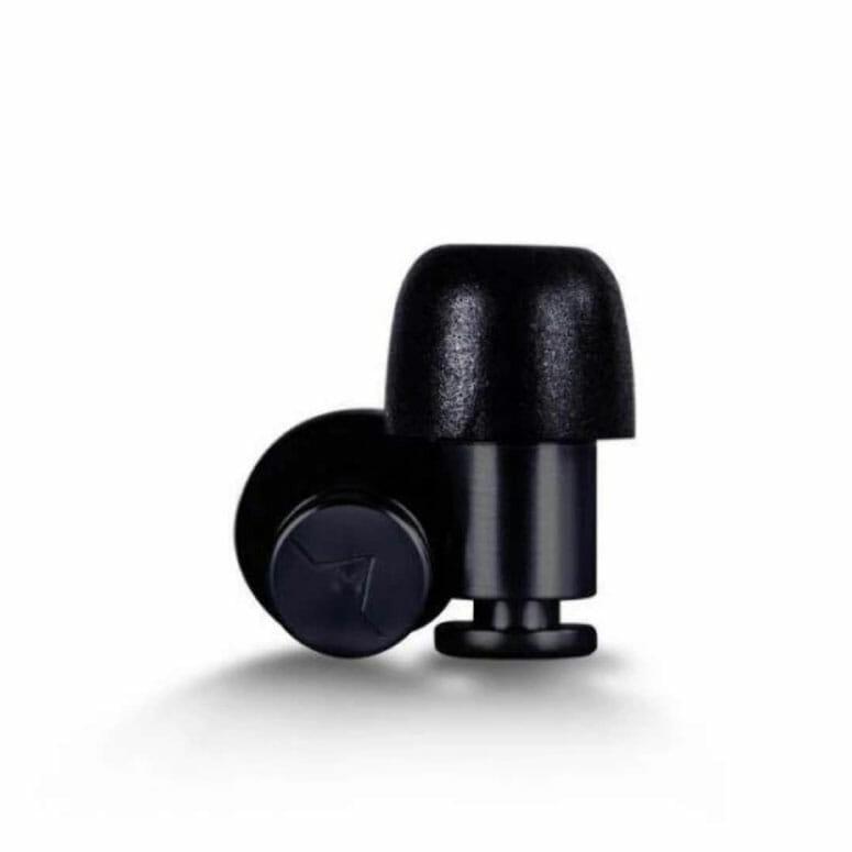 Flare Audio - Isolate Black Ear Protection Earplugs