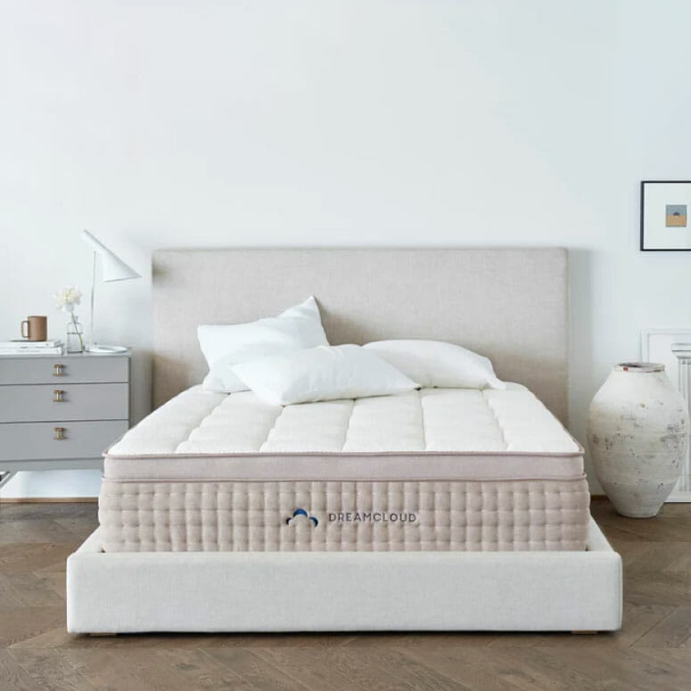 DreamCloud Luxury Hybrid Mattress