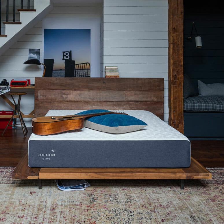 Cocoon Chill Mattress by Sealy