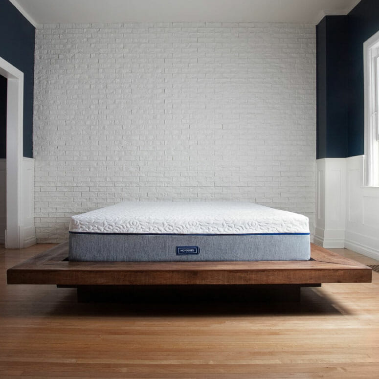 Novosbed Memory Foam Mattress