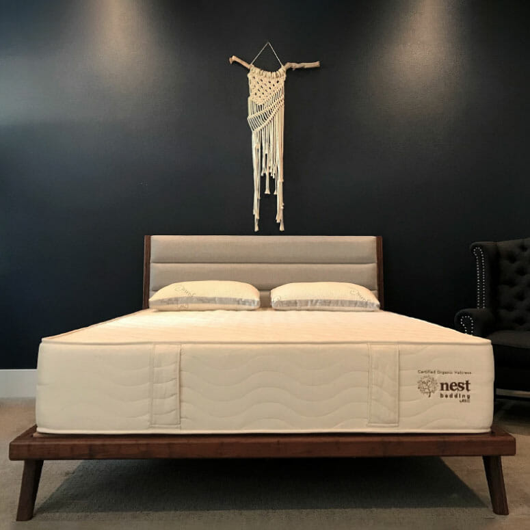 The Nest Bedding Certified Organic Mattress