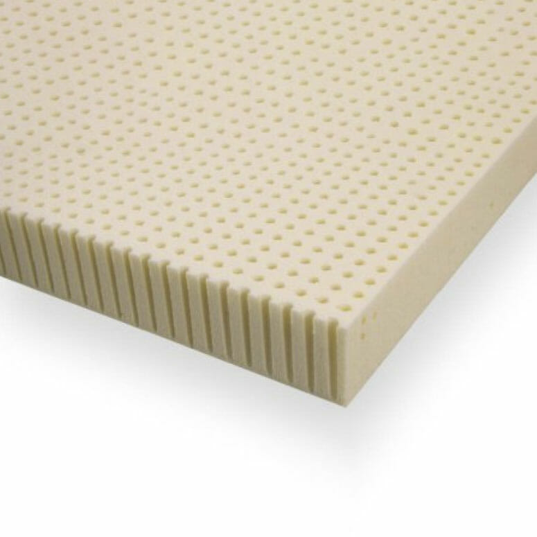 AmericanMade Queen Size 3-Inch Thick Firm Conventional Polyurethane Foam Mattress Pad