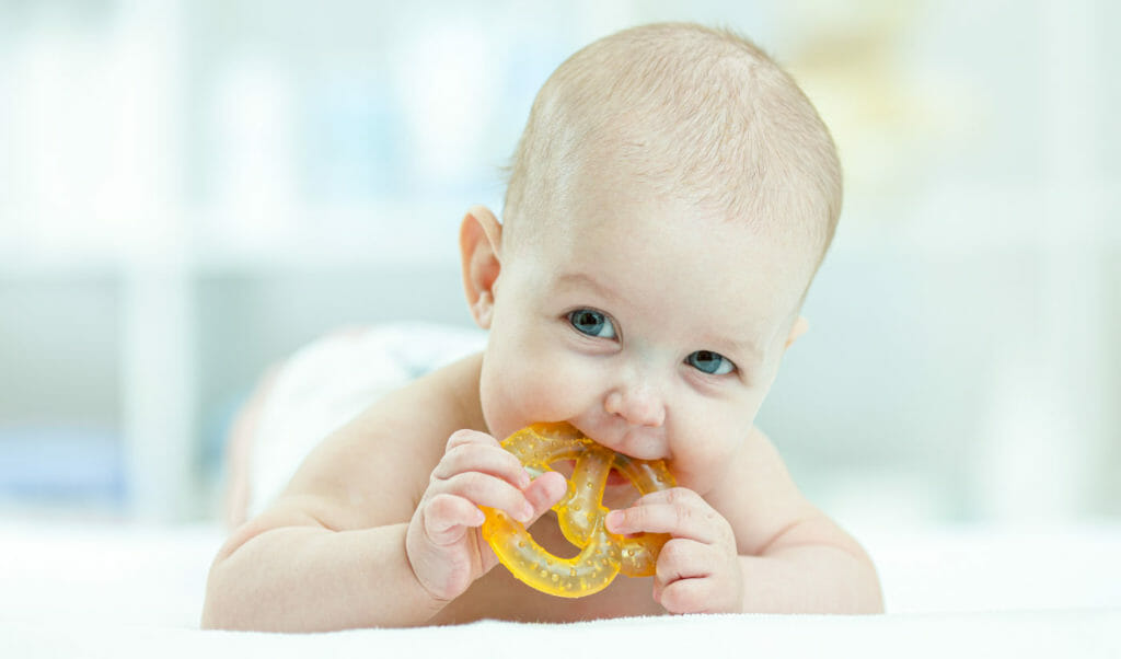 Tips for Relieving Teething Symptoms