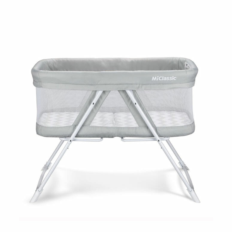 MiClassic 2in1 Stationary & Rock Mode Bassinet