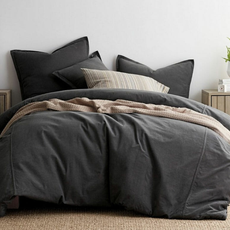 Russell Corduroy Duvet Cover