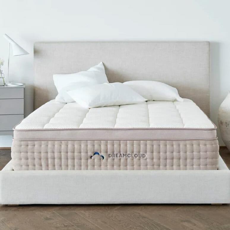 DreamCloud's Luxury Hybrid Mattress