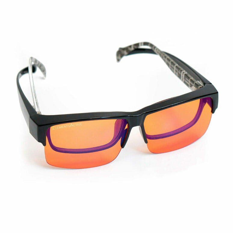 ElementsActive Fitover Anti-Blue Blocking Computer Glasses
