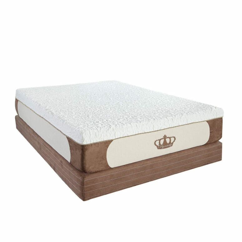 CoolBreeze 12-Inch Gel Memory Foam Mattress