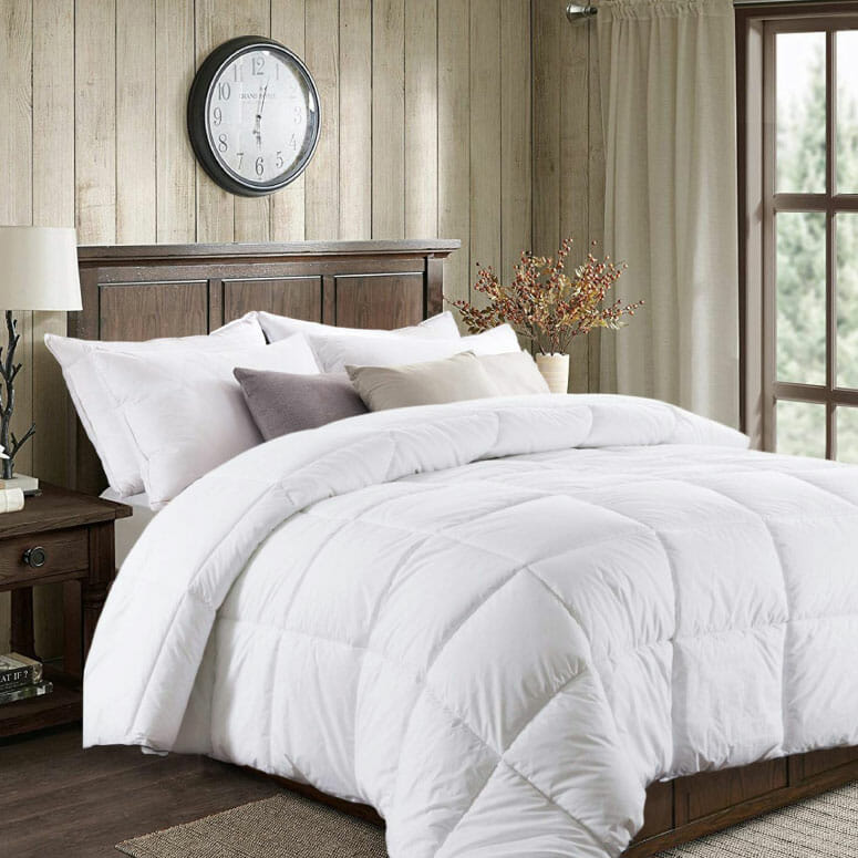 Basic Beyond All-Season Goose Down Comforter