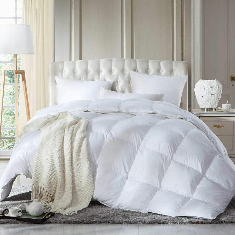 Siberian Goose Down Comforter