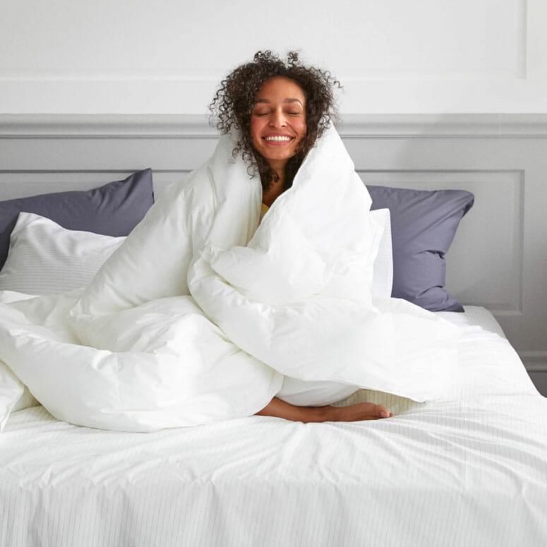 Brooklinen Down Alternative Comforter