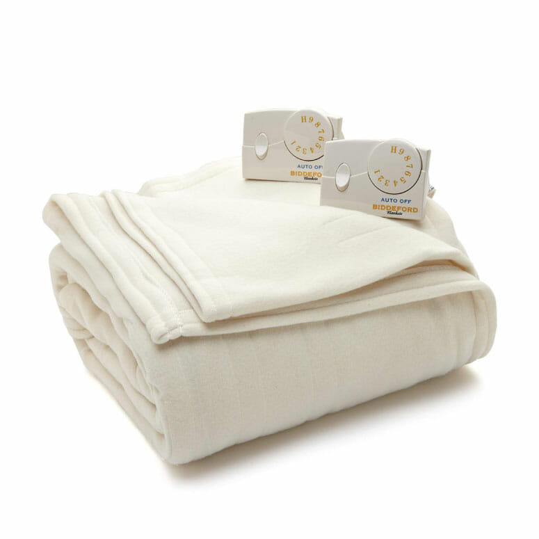 The 10 Best Electric Blankets For 2020 Online Mattress Review